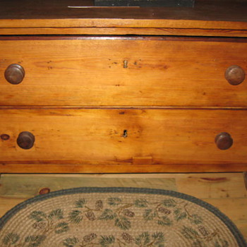 2 draw Chest.....???. - Furniture