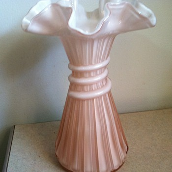 Fenton Wheat Vase