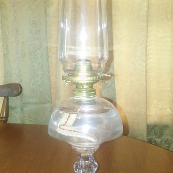 different style oil lamp