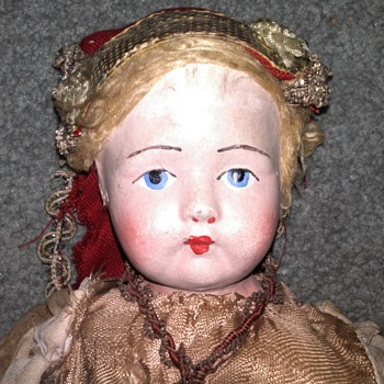 Early Lenci doll