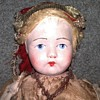 Early Lenci doll