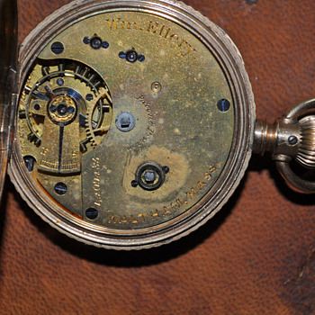 Waltham 20655 - inside # 1,409,435.   - Pocket Watches
