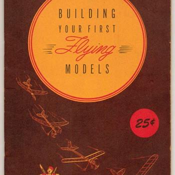 1946 - X-ACTO Hobby Tool Catalog - Paper