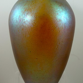 Loetz Candia Silberiris, PN 2/474, ca. 1902  - Art Glass