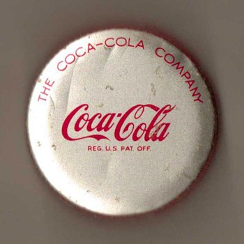Coca-Cola Gallon Bottle Caps
