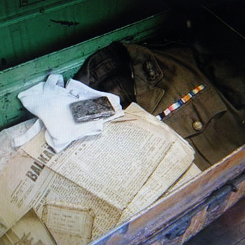 Time Capsule  - Military and Wartime