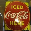 1952 Canadian Coca Cola Flange