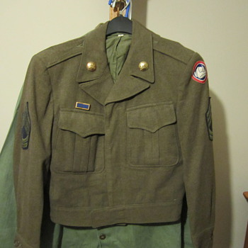 US Korean war Jacket - Military and Wartime