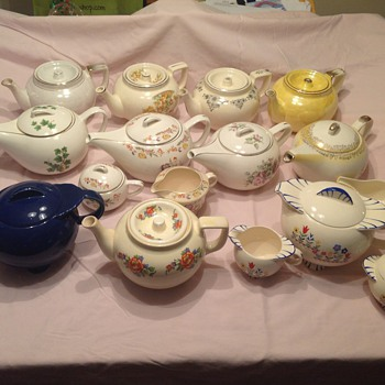 Paden City Teapots - Kitchen