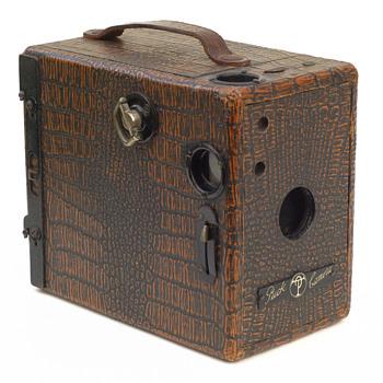 Puck box camera