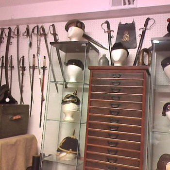 Militaria Collection - Military and Wartime