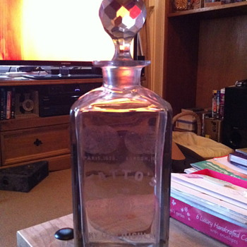 Catto&#039;s Very old Highland Whisky Aberdeen Decanter