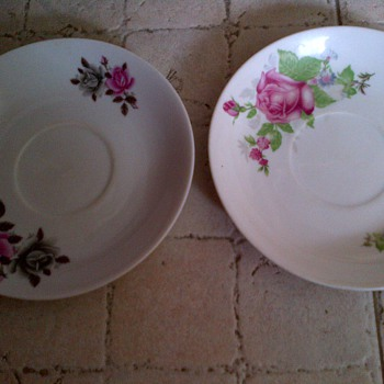 More of Mum's Vintage Crockery from the 70s/80s