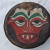 western africa very old possible reward drum.