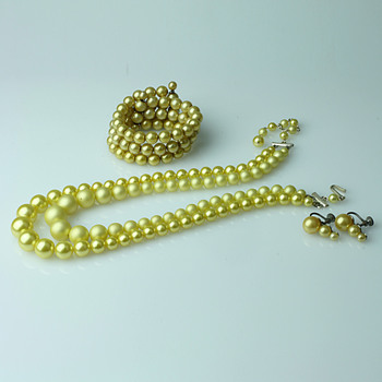 Japanese parure - Costume Jewelry