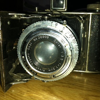 Adler C Camera early 1940,  Japan Company - Cameras