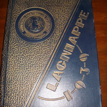 1939 & 1940 College Yearbooks from Louisiana Tech - Books