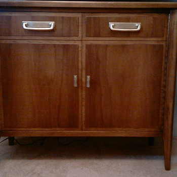 Danish Modern Style Lane Cabinet