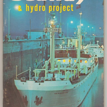 St. Lawrence Seaway & Hydro Project