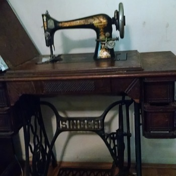 Sewing Machine That Needs Work