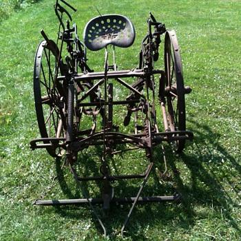 McCormick-Deering Plow - Tractors