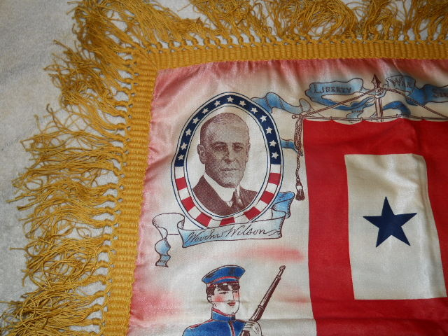 Wartime Pillow Cases Collectors Weekly