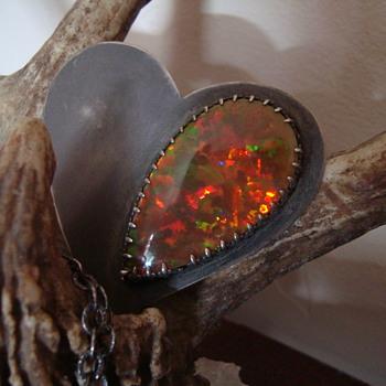 Blackheart Ethiopian Opal
