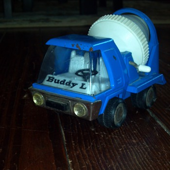 Buddy L Cement Mixer Truck - Toys