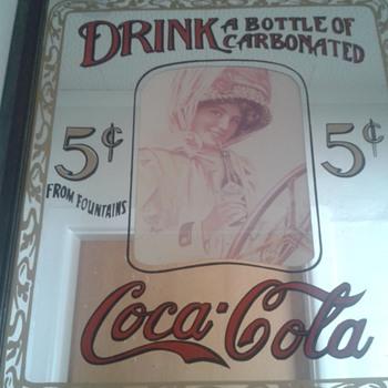 mums mirror - Coca-Cola