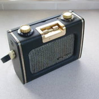 Rare Transistor Radio