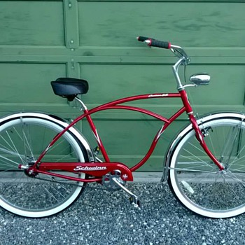 My Favorite Bike A Schwinn Cruiser SS from 2001  - Outdoor Sports