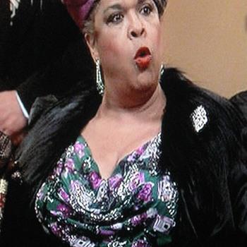 Della Reese  .  .  . Movie-Worn Blouse