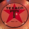 1937 N.O.S. Texaco sign