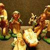 characters of the nativity scene soft rubber