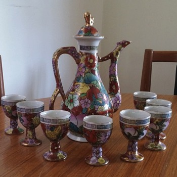 China Tea Set?? - China and Dinnerware