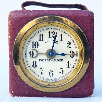 Vintage German Clock - Clocks