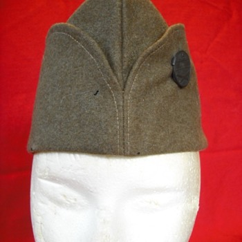 WWI US Overseas Cap #2 – French pattern