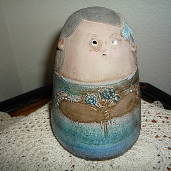 Russian(?) Folk Art - Pottery