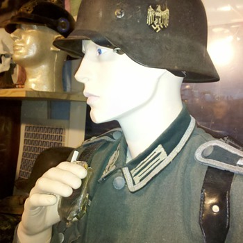 WWII German Army uniform grouping - Military and Wartime