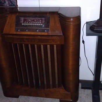 Philco Radio 42-395