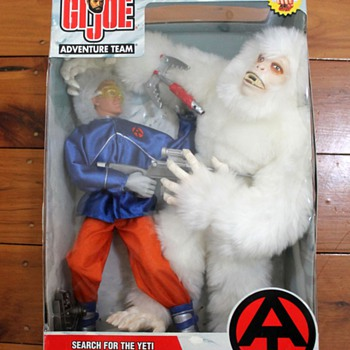 Vincent's First GI Joe - Toys