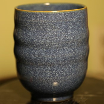 is this a Yunomi? - Art Pottery