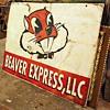 Beaver Express LLC Sign