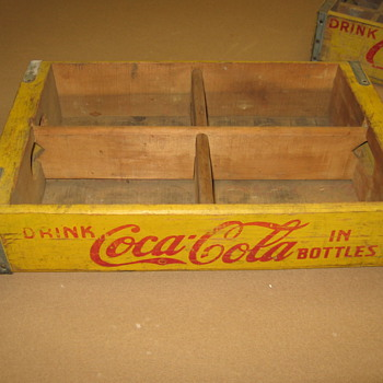 Coca-Cola cases