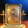 Unusual Silvercraft clock