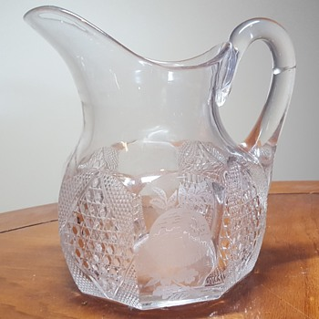 Large Water Pitcher