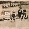 Fun at the Beach, circa 1927