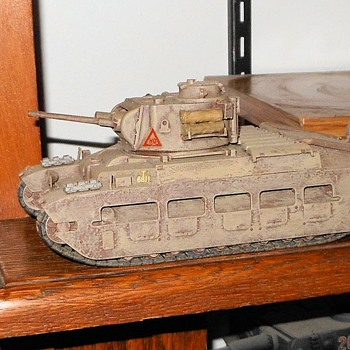 Tamiya 1/35th Scale Matilda II Tank