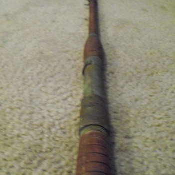 Early 1900's Fishing Rod - Fishing
