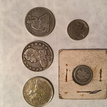 U.S.A. Coins